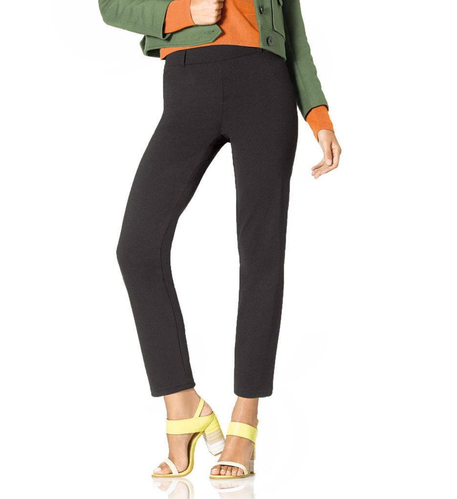 Hue Wear to Work Little Cropped Treggings 17568
