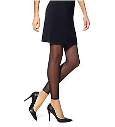 Hue Flat-tering Fit Opaque Footless Tights 17933