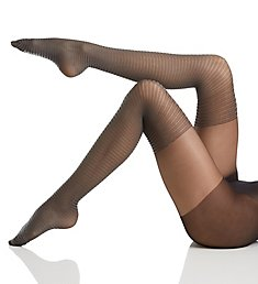Hue Shimmer Accent Tights 18338