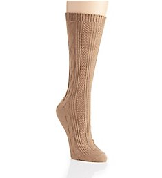 Hue Cable Boot Sock 18421