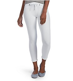 Hue Soft Denim Cuffed Capri 18649
