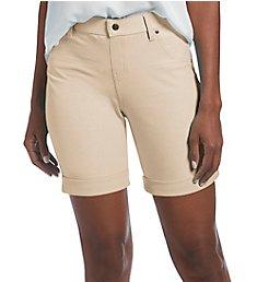 Hue Essential Denim Cuffed Shorts 18754