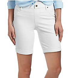 Hue Essential Denim Cuffed Shorts 18754
