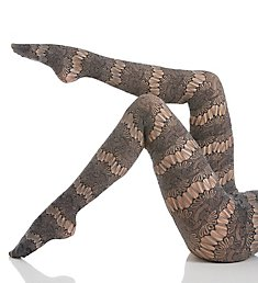 Hue Ornamental Lace Tights 19570