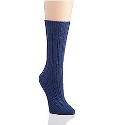 Hue Temp Tech Ribbed Boot Sock 20915