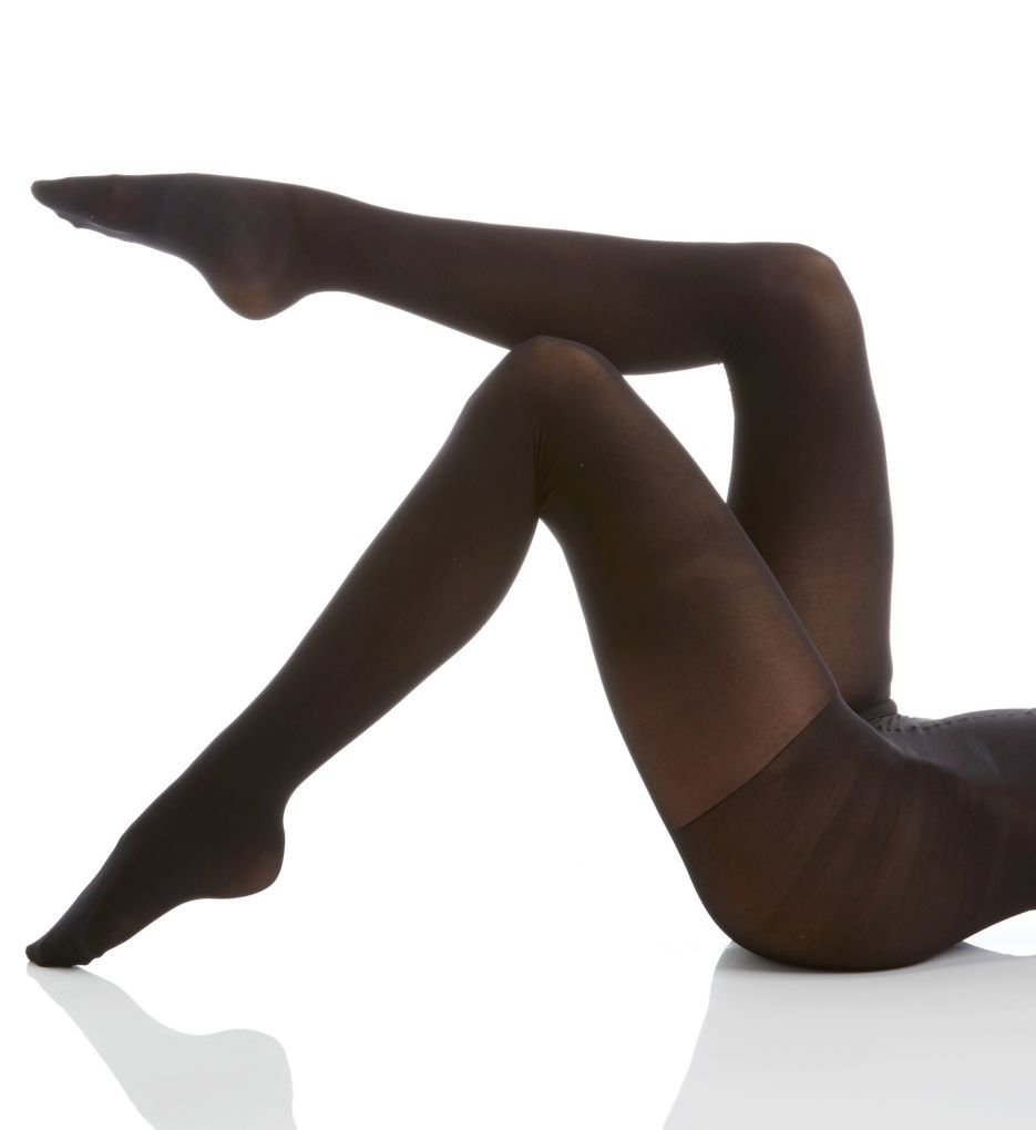 Hue Opaque Tights With Control Top 6244N