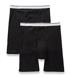 Jockey Big Man Pouch Midway Boxer Briefs - 2 Pack 1189