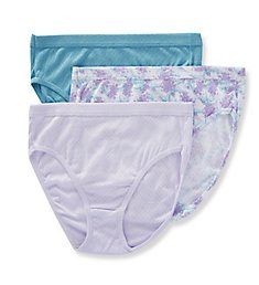 Jockey Elance Breathe French Cut Panty - 3 Pack 1541