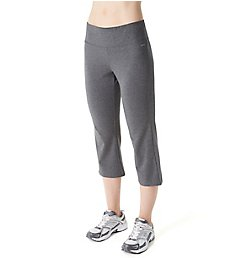 Jockey Core Body Basics Best Fit Flare Slim Capri Pant 7286