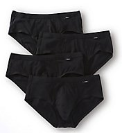 Jockey Low Rise Cotton Stretch Brief - 4 Pack 8483