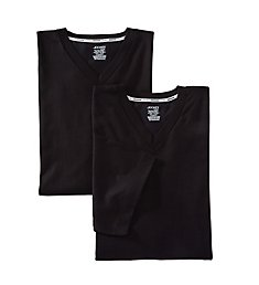 Jockey Big Man Stay Cool V-Neck T-Shirts - 2 Pack 8813
