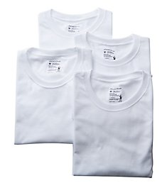 Jockey Classic Crew Neck T-Shirt - 4 Pack 9855