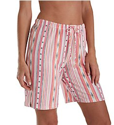 Jockey Sleepwear The Brunch Club Bermuda Short JK11606