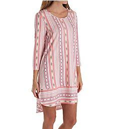 Jockey Sleepwear The Brunch Club 3/4 Sleeve Sleepshirt JK91608