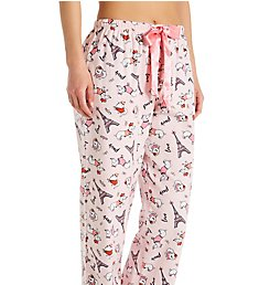 KayAnna Paris Dog Flannel Pajama Pant F20021A