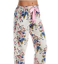 KayAnna Floral Flannel Pajama Pant F20021F