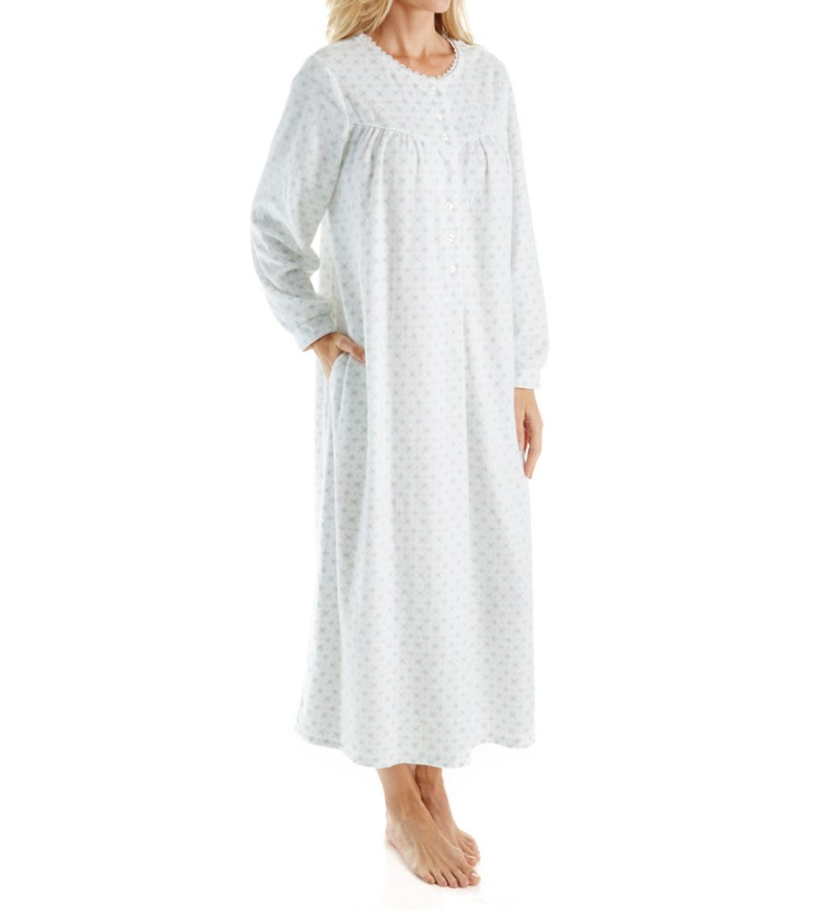 Lanz of Salzburg Microfleece Long Gown 5216825