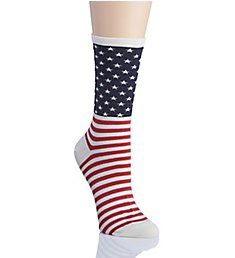 Lauren Ralph Lauren Polo Singles Stars & Stripes Trouser Socks 7962