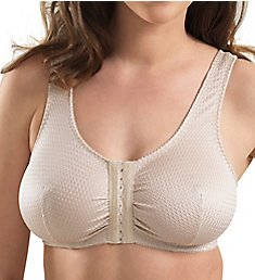 Leading Lady Front-Close Sleep and Leisure Bra 151