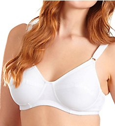 Leading Lady Latex Free Cotton Soft Cup Bra 600