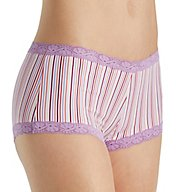 Maidenform Hip Fit Boyshort Panties 40760