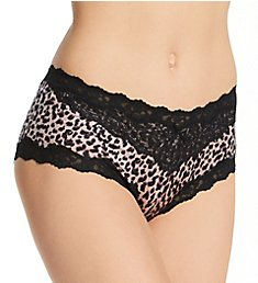 Maidenform Cheeky Microfiber Hipster Panty With Lace 40823
