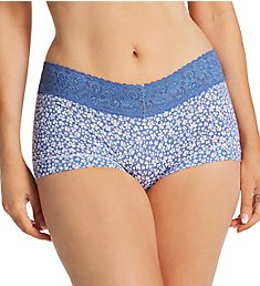Maidenform Dream Cotton Boyshort Panty with Lace 40859