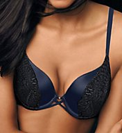 Maidenform Custom Lift Extra Coverage Bra with Lace 9400L