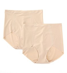 Maidenform Sleek Smoothers Brief - 2 Pack DM1002