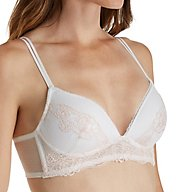 Maidenform Casual Comfort Wirefree Lace Bralette DM1178