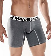 Malebasics Classic Signature Fitted Boxer Brief MB002