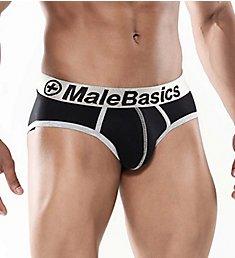 Malebasics Classic Signature Hip Brief MB003