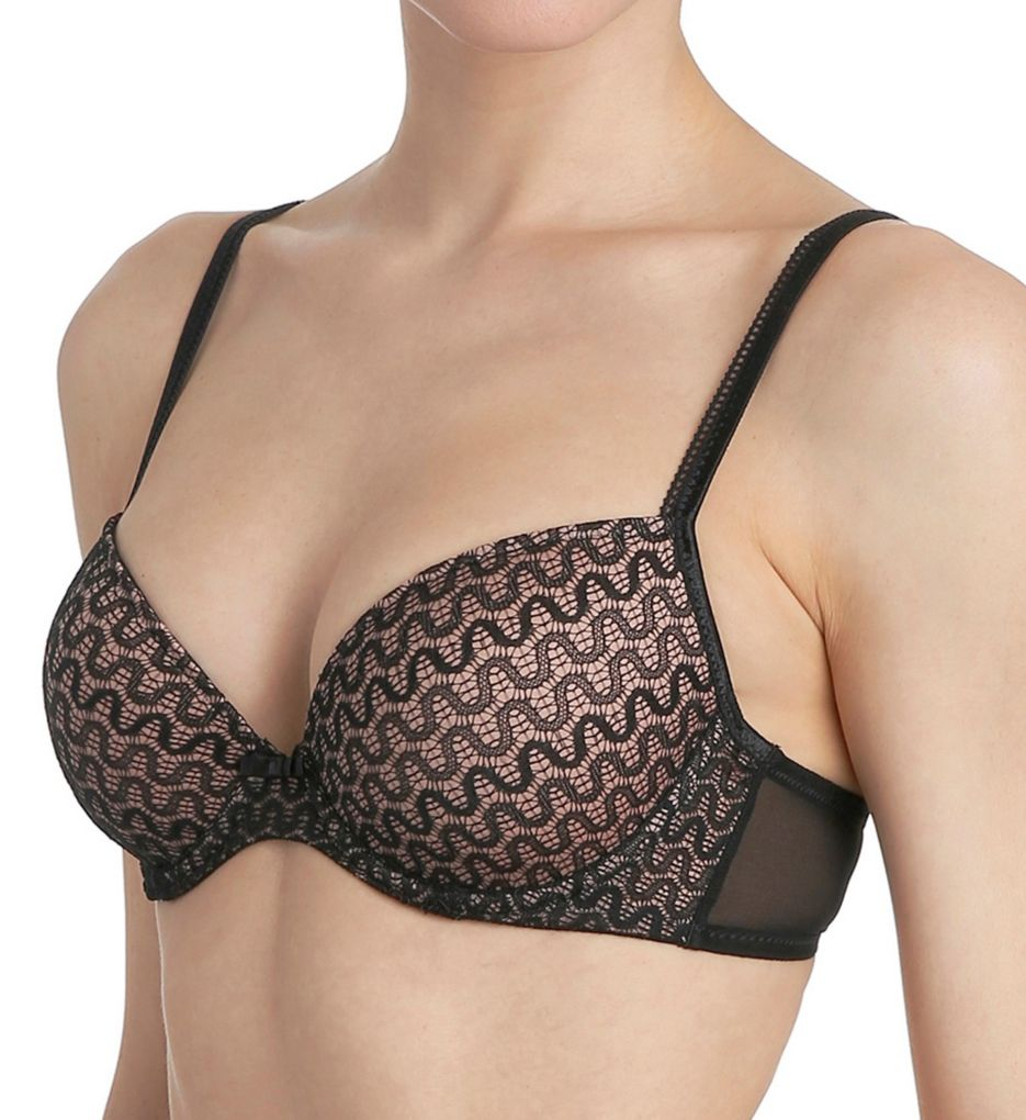 Marie Jo Johnny Graphic Lace Padded Bra 012-1555