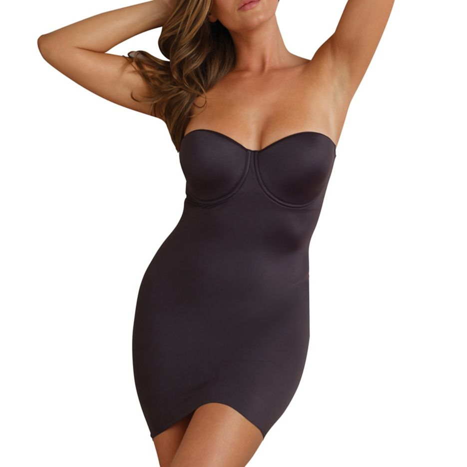 Miraclesuit Real Smooth Strapless Bra Slip 2752