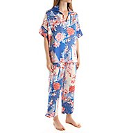 N by Natori Dreamscape Printed Pajama Set AC6126