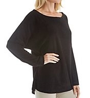 N by Natori Terry Lounge Dolman Sleeve Top BC5008