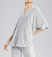 N by Natori Terry Lounge Top CC5008