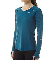 New Balance NB Ice Long Sleeve Tee WT63224