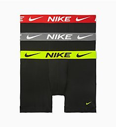 Nike Essential Stretch Micro Boxer Briefs - 3 Pack KE1015