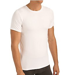 Obviously Essence Crew Neck Short Sleeve Undershirt Y43511