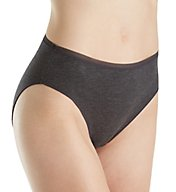 OnGossamer Cabana Cotton Hi-Cut Brief G0132