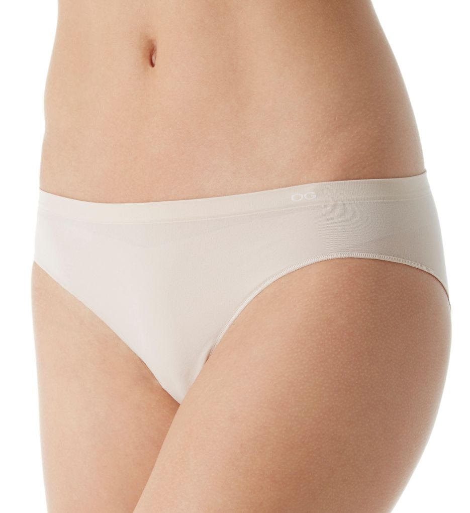 OnGossamer Beautifully Basic Bikini Panty G1075