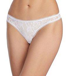 OnGossamer Racy Lace Hip-G Thong G2160