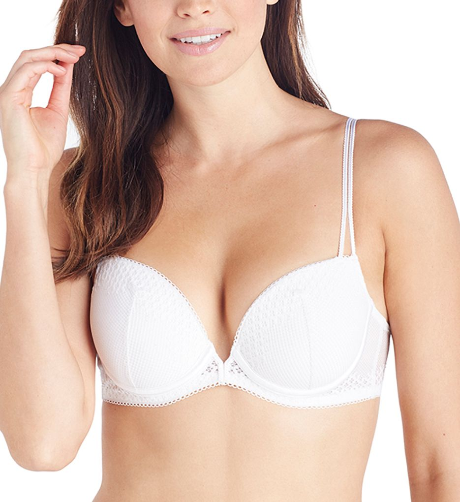 OnGossamer The Show Off Demi Plunge Bra G3112