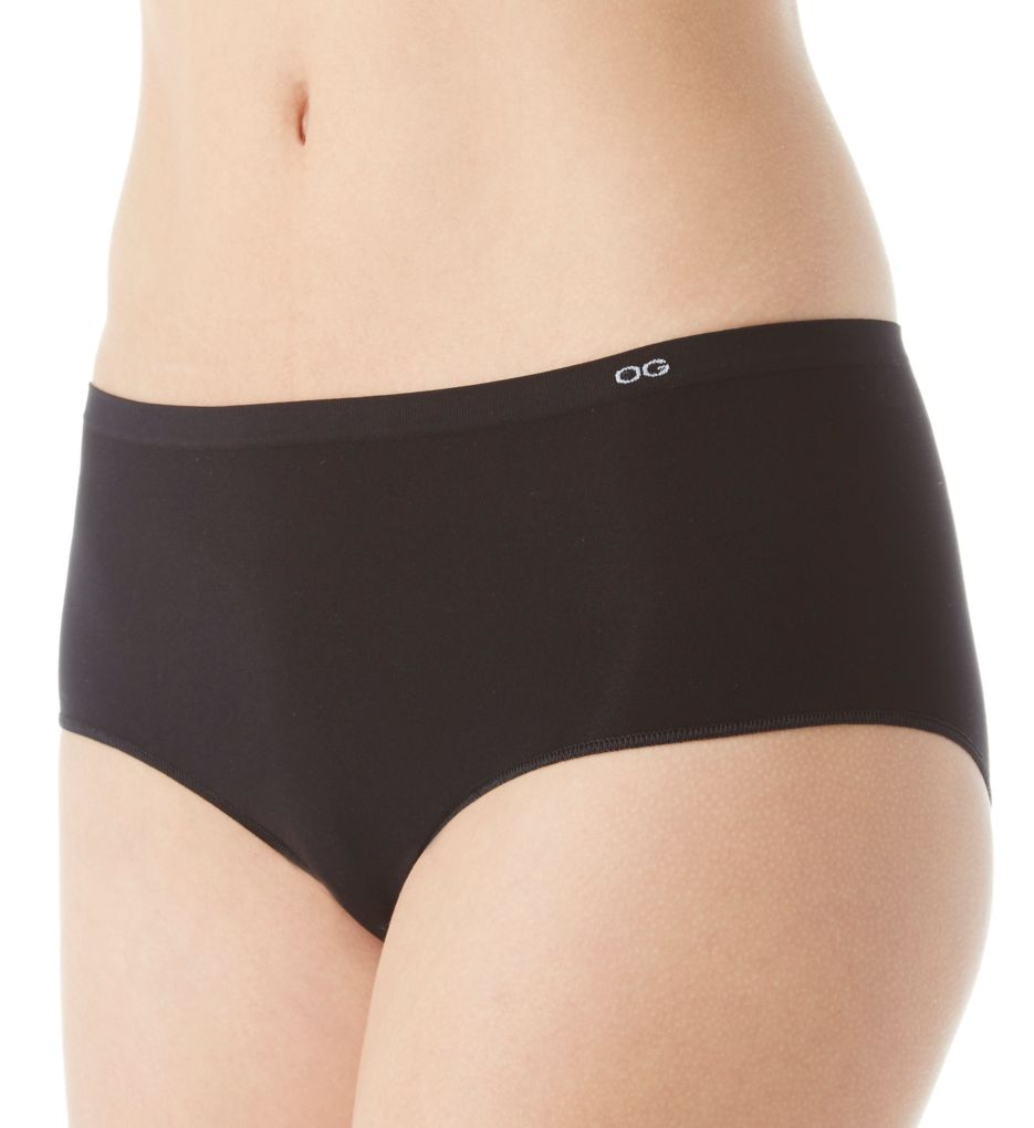 OnGossamer Beautifully Basic Modern Brief Panty G7075