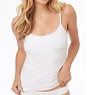 OnGossamer Cabana Cotton Shelf Camisole G8950