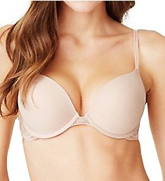 OnGossamer Beautifully Basic Double Bump It Up Push-Up Bra G9051
