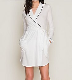 Only Hearts Organic Cotton Short Robe 7871