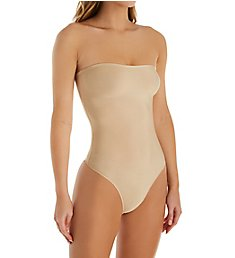 Only Hearts Second Skins Strapless Bodysuit 8664