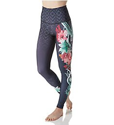 Onzie High Rise Graphic Legging 276
